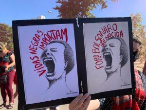 Atos contra o racismo escancarado na pandemia e o governo Bolsonaro voltam às ruas neste domingo