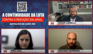 Sintrajud reforça chamado para campanha contra aumento das alíquotas previdenciárias