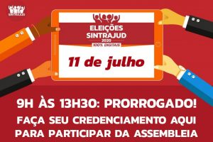 Link de acesso ao credenciamento para a assembleia
