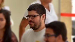 Ramon Rocha dos Santos: presente!