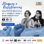 Movimento em Defesa da Justiça do Trabalho realiza live sobre direitos sociais e democracia