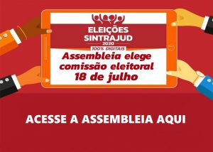 Acesse aqui para participar da assembleia de eleição da comissão eleitoral