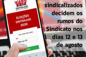 31/07/2020 – Jornal do Sintrajud – Edição 593