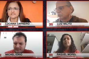 Greve sanitária no Judiciário Federal e Estadual em SP: luta pela vida