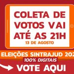 Eleições Sintrajud 2020 – Vote aqui