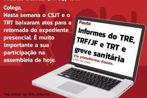 TRT-2: Último dia para responder à pesquisa sobre o teletrabalho na pandemia