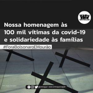 Há 4 meses e quase 100 mil mortes a menos, Bolsonaro dizia que pandemia 'estava indo embora'