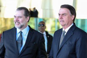 Toffoli encerra gestão no STF com afagos ao governo Bolsonaro e à magistratura