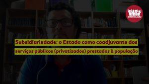 """Entrevista: """"Reforma prevê ataque profundo ao papel do Estado nos serviços públicos"""""""