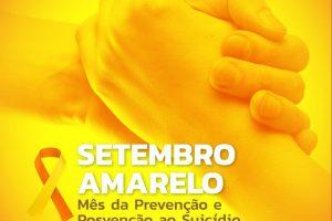 Setembro Amarelo: pandemia aumenta preocupação com suicídios