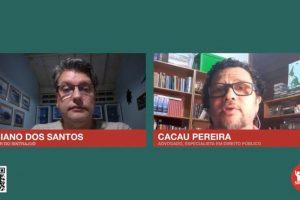 Ataques ao serviço público e impactos da 'reforma' administrativa foram debatidos em live do Sintrajud