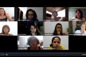 Coletivo de Mulheres define agenda de formação e começa a planejar 2021