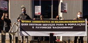 Fonasefe exige retirada da 'reforma' administrativa e diz que governo não quer diálogo