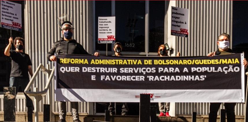 Fonasefe exige retirada da 'reforma' administrativa e diz que governo não  quer diálogo - Sintrajud