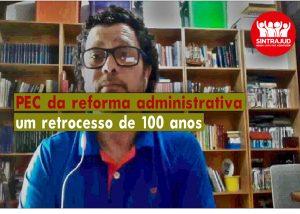"""""""'Reforma' administrativa de Bolsonaro é um retrocesso de quase 100 anos"""", afirma pesquisador"""