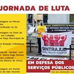 Dia do Servidor Público será de luta contra a reforma administrativa