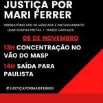 Coordenação do Coletivo de Mulheres repudia violências no julgamento do caso Mariana Ferrer