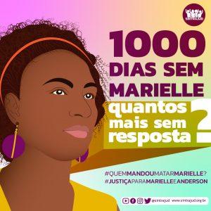 Há mil dias o mundo pergunta: quem mandou matar Marielle e por quê?