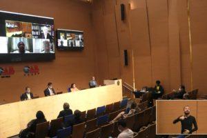 Entidades criticam governo Bolsonaro em lançamento da campanha 'Vacinação já!'