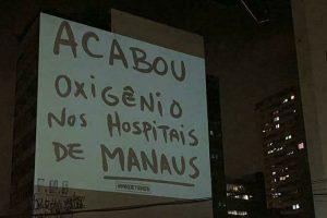 Pessoas morrem sem oxigênio e Bolsonaro briga por Enem e cloroquina no Amazonas