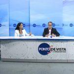 Em TV da Baixada, diretora do Sintrajud defende o fim dos projetos que atacam os serviços públicos